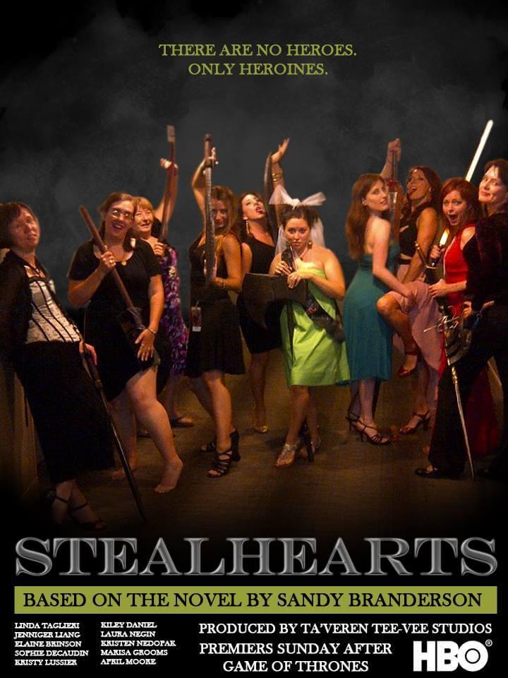 Stealhearts